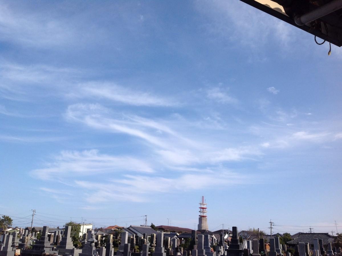 高鍋町の空